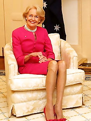 Posh Granny Pantyhose - Dame Quentin Bryce