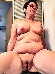 Filthy aged bitches get ready for fuck