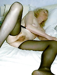 Tempting mature MILFs were drilled intensively