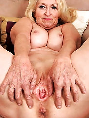Shapely mature GILFs get ready for anything
