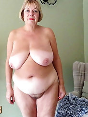 Curvy mature girlfriends are taking off their clothes