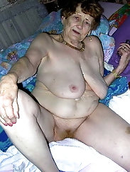 Glamour mature grandmas get ready for fuck