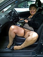Sweet older MILFs are showing their sexy lines