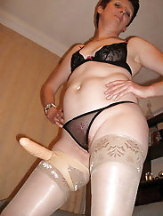 Granny Vivienne 65 years Old Chic Whore Uk